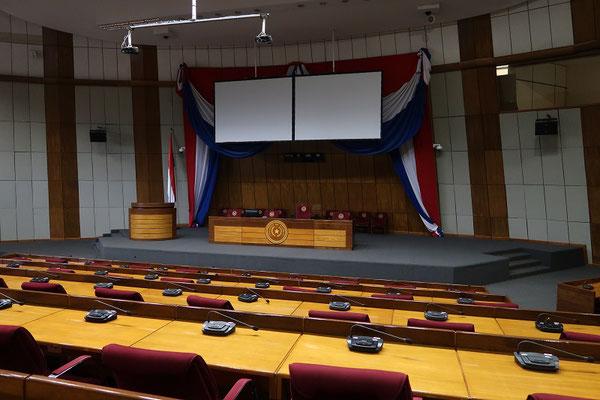 Sala de los Deputados - Nationalrat