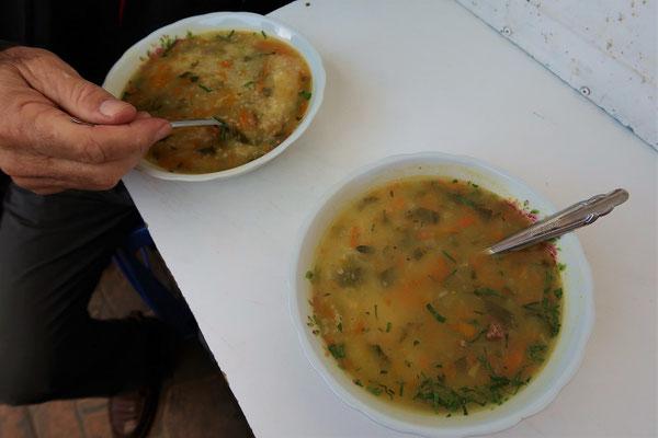 Sopa de Arroz - Reissuppe