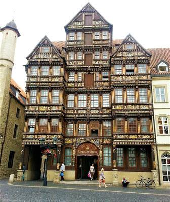 Rathausplatz Hildesheim