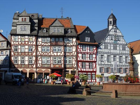 Altstadt von Frankfurt