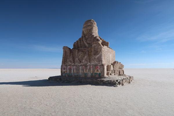 Denkmal Dakar-Rallye 2016, von Argentinien nach Bolivien