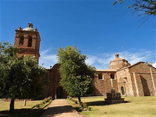 Templo de Santiago de Apóstolo....
