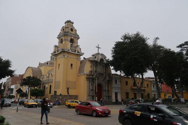 Stadtviertel Barranco