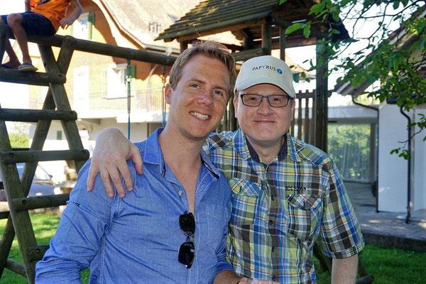 Markus und Erwin