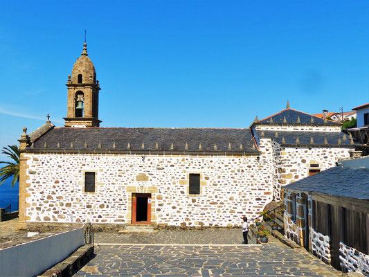 Die Walfahrtskirche