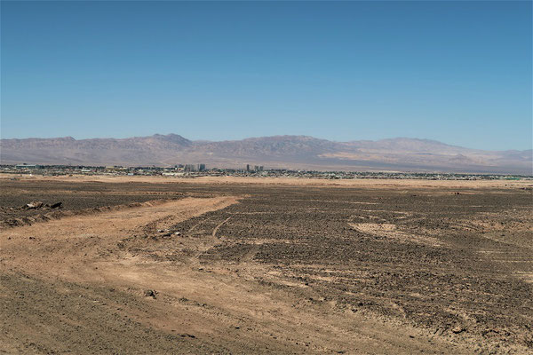 Calama - die Minenstadt in der Wüste