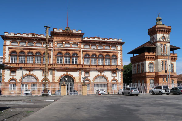 Zollgebäude Alfândega