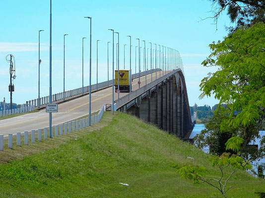 Brücke nach Argentinien