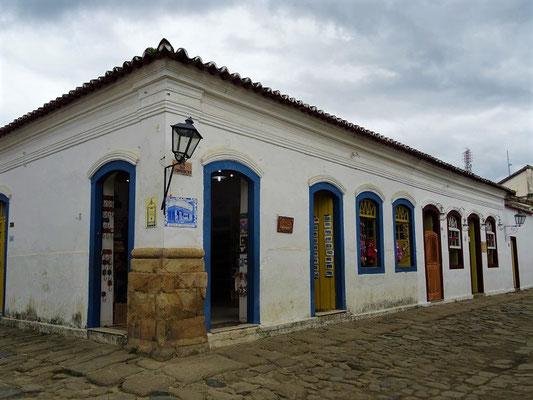 Das ehemalige Postgebäude