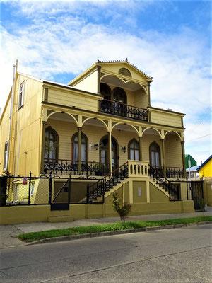 1919-1956 Haus von Gustavo Ehrenfeld Bachmann und Maria Braub