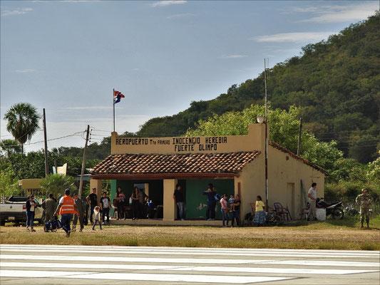 Flugplatz Fuerte Olimpo