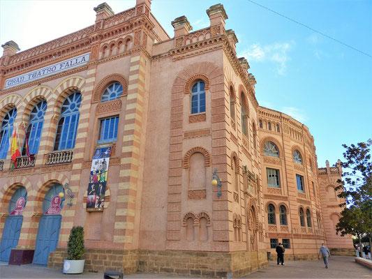 Teatro Falla erbaut 1884