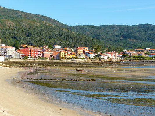 Der Küste entlang nach Fisterra/Finisterra