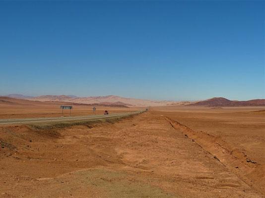 Durch die Atacama Wüste