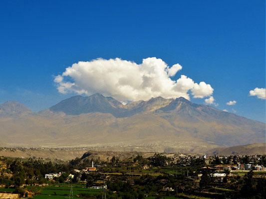 Vulkan Chachani 6070 müM