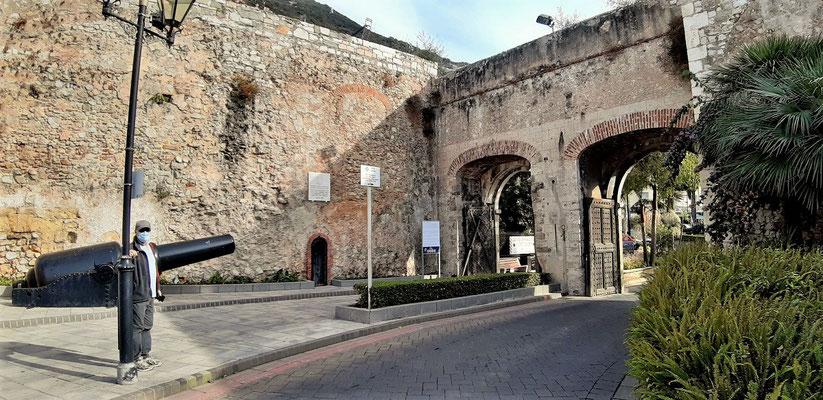 Stadttor zur Altstadt