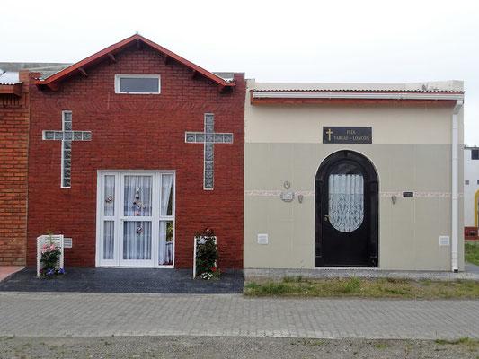 ....nein, der Friedhof von Río Gallego