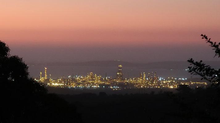 Blick nach Cartagena