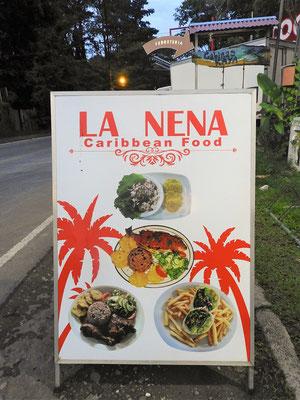 Heute gibt es ein typisch karibisches Nachtessen