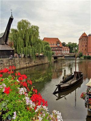 Hafen Lüneburg