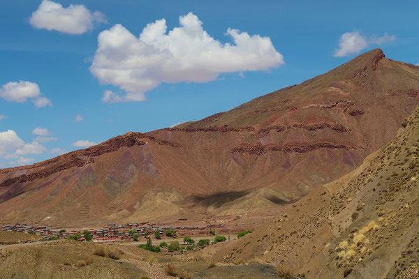 Der Minen-Ort Tica Tica