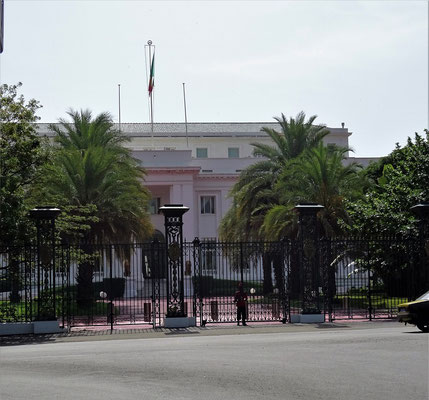 Palast des Präsidenten