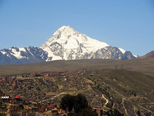 Huayna Potosí 6088 müM