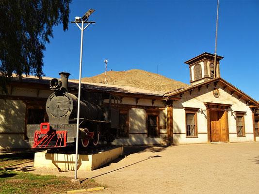 Alter Bahnhof und heutiges Museum