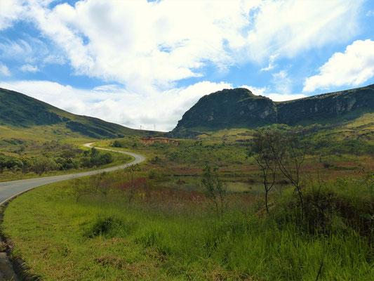 Fahrt nach Ouro Preto