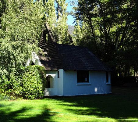 Die Kapelle wurde 1959 von C. Schütz erbaut