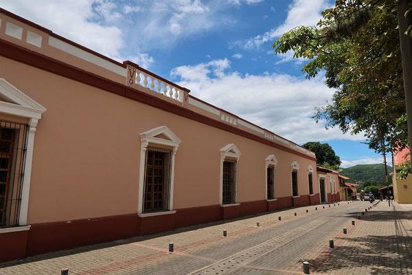 Der ehemalige Präsidentenpalast