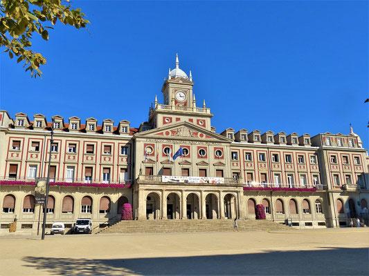 Palacio Municipal - Rathaus