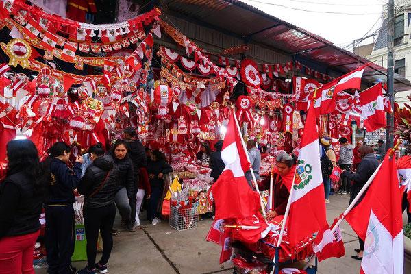 Perú im Fussballfieber - Copa Americana