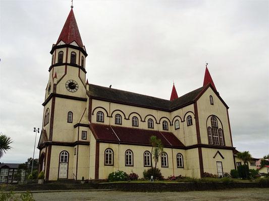 Getreue Nachbildung einer Kirche aus dem Schwarzwald
