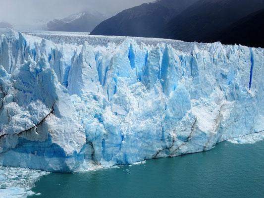 Eiszunge bis 70 m hoch