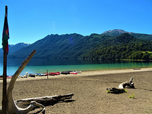 Lago Correntoso....