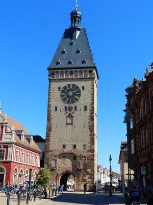 Stadt-Tor von Speyer