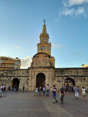 Haupteingangstor in die Altstadt