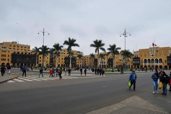 Plaza de Arma