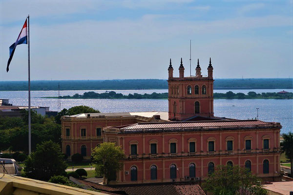 Palacio de López - Präsidentenpalast