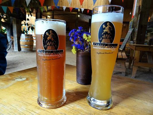 Bock- und Weissbier