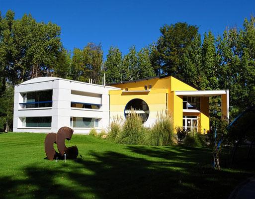 Besuchs- und Datenverarbeitungs-Zentrum