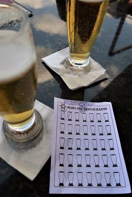....wir entschliessen uns für ein, zwei, drei Bier ;o))