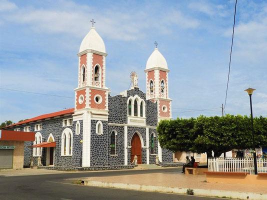 Iglesia Virgen del Carmén - wegen Corona auch geschlossen