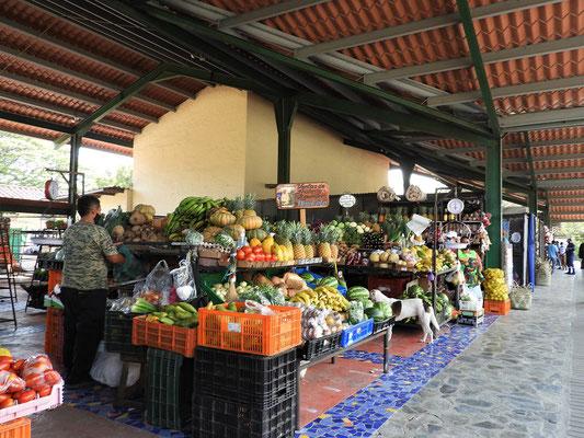 Mercado Central....