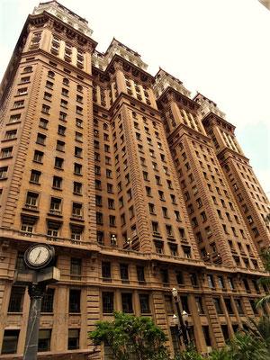 Edifício Martinelli war 1934 mit 27 Stockwerken der erste Wolkenkratzer Südamerikas