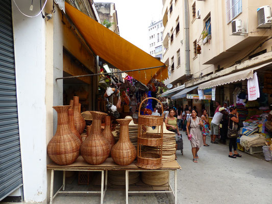 Markt in Rio