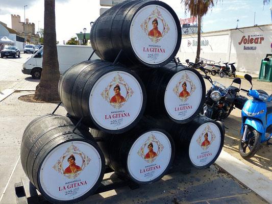 Manzanilla - Sherry Fino aus Sanlúcar....