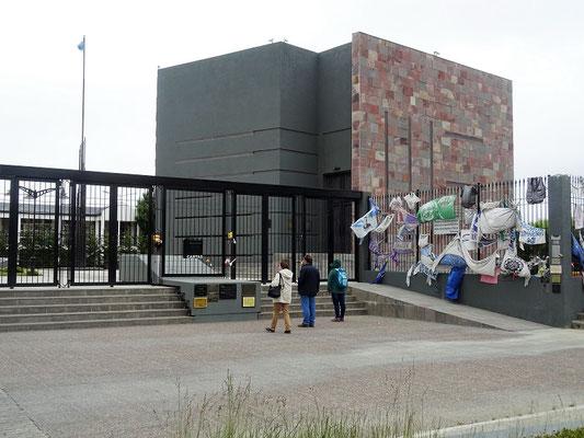 Mausoleum von Nestor C. Kirchner
