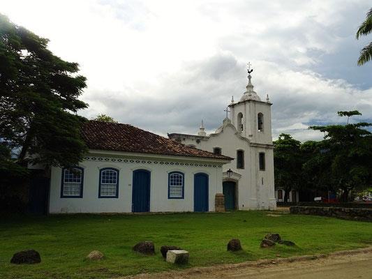 Igreja das Dores - 1800 wurde sie für die damalige Aristokratie erbaut
